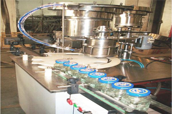 50-500ml hunajan täyttölinjaa, hunajapullotuslaitetta, hunajapurkki pakkauskonetta
