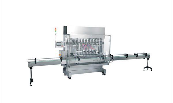 Ammattimainen valmistajan automaattinen nestemäistä saippuaa täytettävä kone