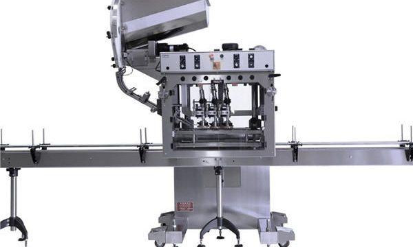Automaattinen pullon korkkikoneen valmistaja