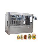 Automaattinen lasisäiliön hunajaa täytettävä korkkikone