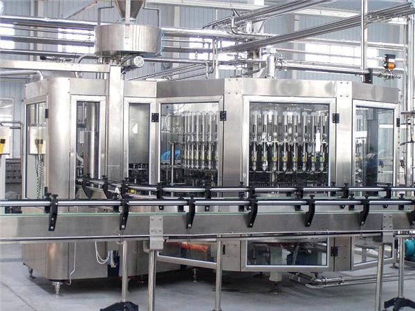 Automaattiset 250 ml: n shampoon lasipullojen täyttökoneet Capper-laitteet