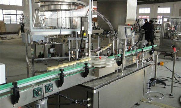 Lungan Kukkahunaja täyttö kone