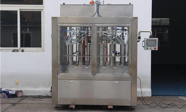Automaattinen hillopullojen täyttölaite
