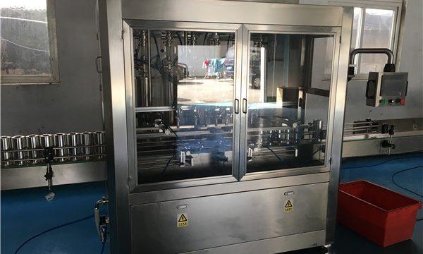 Korkealaatuinen täysautomaattisten kastikkeiden täyttökone