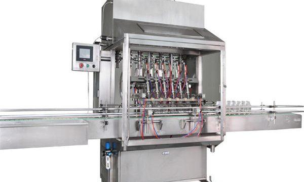 Ammattimainen valmistaja automaattinen mustikkahillojen täyttökone
