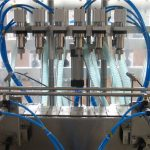 Kuuden pään automaattinen nestemäyttöinen kone