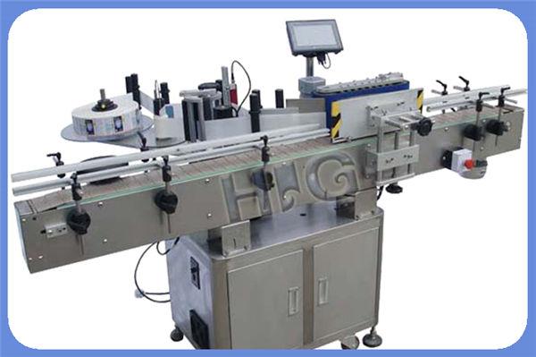 Automaattinen NPACK-pyöreän pullon etiketöintikoneen valmistaja ja tulostin