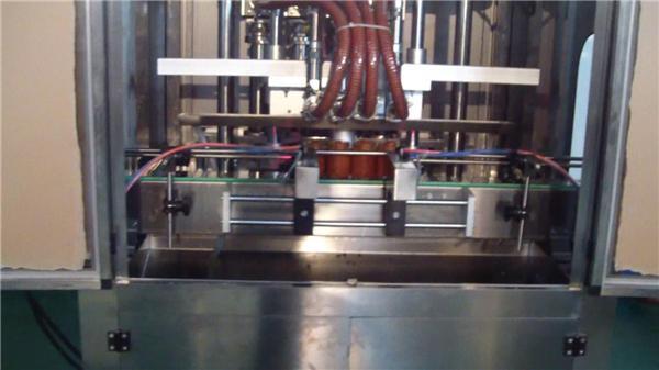 Täysin automaattinen paprikakastike täyttö kone