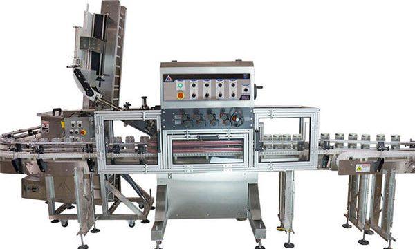 Pneumaattinen pumpun automaattinen kuuma kastike täyttö kone