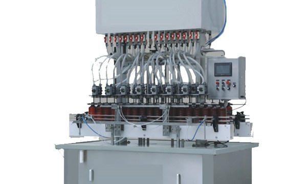 Laadukas automaattisen kuuman kastikkeen täyttökoneen kuuma myynti