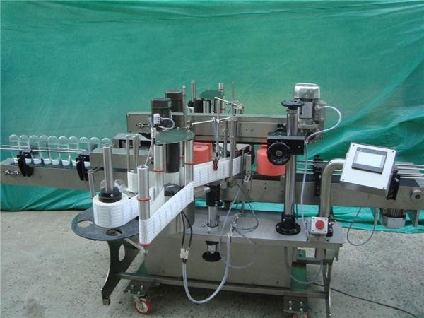 Korkealaatuinen automaattinen paperilaatikon etikettikone