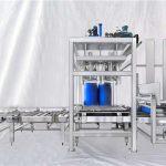 Muokattavissa oleva ESDF-sarja 100-1000L kapasiteetin iso rumpuautomaatti