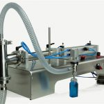 Korkealaatuinen puoliautomaattinen männän täyttölaite Uusi muotoilu