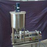 2 pään puoliautomaattinen nesteitäyttö