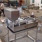 Halvin pneumaattinen puoliautomaattinen hillojen täyttökone