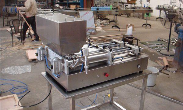 Tukkumyyntiautomaatti kastike täyttö kone